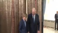 白俄羅斯總統盧卡申科當選連任