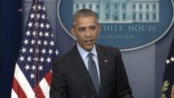 Obama on Chelsea Manning: 'Justice has Been Served'