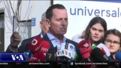 """Grenell: """"Lajm i rremë"""" që SHBA mbështet shkëmbim territoresh Kosovë – Serbi"""