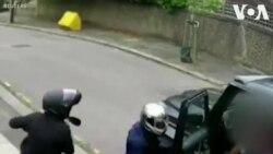 Công bố video hai cầu thủ Arsenal bị cướp