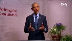 奧巴馬與特朗普隔空指責對方不稱職