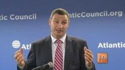 Виталий Кличко провел ряд встреч в Вашингтоне