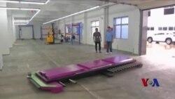 机器人开始就业