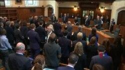 2019-09-24 美國之音視頻新聞: 英國高院裁定約翰遜中止國會的決定是非法