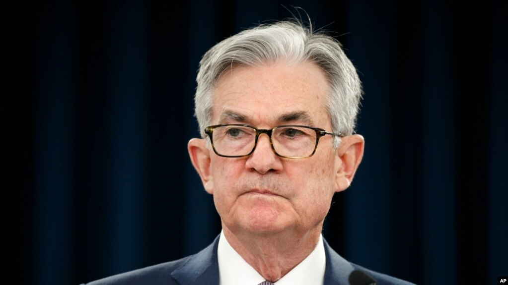 Колин Пауэлл, председатель ФРС