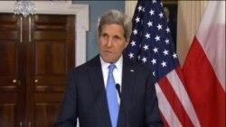 کری: مذاکرات با ایران در مرحله حساسی قرار دارد