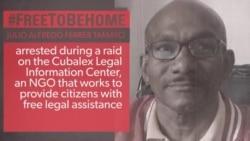 #FreeToBeHome: Julio Alfredo Ferrer Tamayo