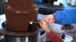 有机生巧克力优点多多