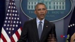 奧巴馬最後記者會:對國家有信心