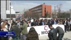 Kosovë, protestë kundër kërcënimeve ndaj gazetarëve