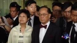 香港廉政公署起诉前特首曾荫权涉贪