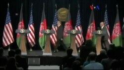 ABD ile Afganistan Arasında Stratejik Ortaklık