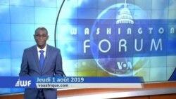 Washington Forum: Formation du gouvernement en RDC
