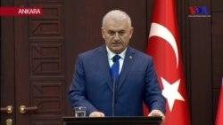 """Türkiye: """"Amerika Terör Örgütüne mi Destek Verecek Karar Versin"""""""