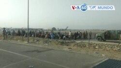 Manchetes mundo 23 Agosto: Militares da Alemanha relataram tiroteio à porta norte do aeroporto de Cabul