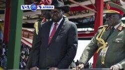 Rais Salva Kiir wa Sudan kusini amfuta kazi mkuu wa jeshi John Malong
