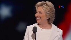 Bà Hillary Clinton, người hy vọng làm nên lịch sử