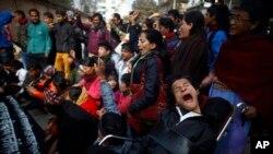 Demo di Nepal