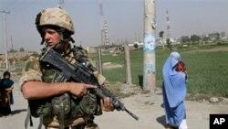 نیرو های خاص روسیه در افغانستان