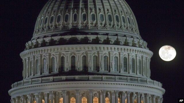 Course contre la montre au Congrès