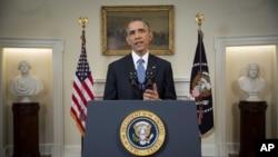 صدر اوباما (فائل فوٹو)