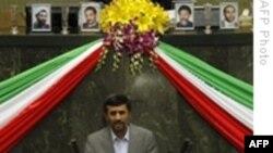 احمدی نژاد دو زن را به عنوان وزیر معرفی کرد