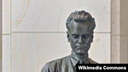 미국 워싱턴 D.C. 의 연방의사당에 세워진 필로 판스워스 동상.