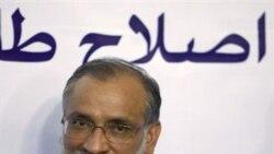 حسین مرعشی، معاون سابق رییس جمهوری