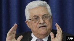 Tổng thống Abbas yêu cầu Liên đoàn Ả Rập triệu tập cuộc họp để thảo luận đề nghị của Tổng thống Hoa Kỳ về tiến trình hòa bình Trung Đông