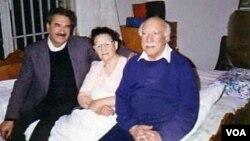 Fərhad İbrahimi, Fatma Qənnadi və Əli Səlimi