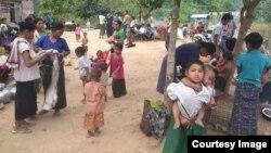 intoleransi terjadi di banyak negara di Asia, termasuk yang dialami oleh etnis minoritas Muslim Rohingya di Rakhine, Myanmar (foto: ilustrasi).