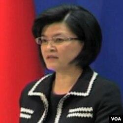 Jiang Yu, glasnogovornica Ministarstva vanjskih poslova Kine