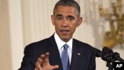Presiden AS Barack Obama mengakui bertanggung jawab penuh atas kekalahan Partai Demokrat dalam pemilihan anggota Kongres.