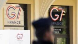 Les dirigeants du G7 se retrouvent ce weekend à Biarritz
