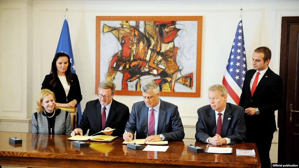 SHBA, 27 milion dollarë për Kosovën
