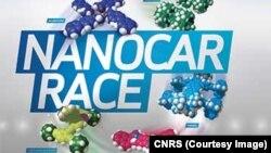 La Nanocar race, la première course internationale de voitures-molécules.