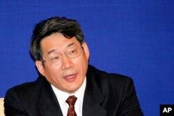 前中国国家发改委副主任刘铁男(资料照片)