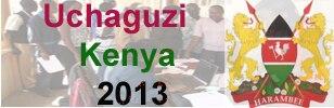 Uchaguzi Kenya 2013