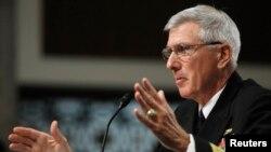 美軍太平洋司令部司令洛克利爾出席國會聽證