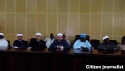Manyan malaman addinin musulunci daga Misra a Kaduna