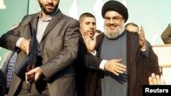 Hesen Nesrellah rêberê Hizbullah ye.