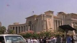 Egypt Installs Interim Leader, Morsi Detained