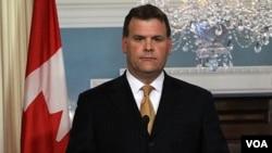 جان برد، وزیر امور خارجه کانادا