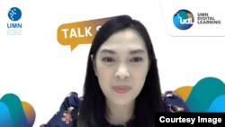 Helga Cakra Dewi, Kaprodi PJJ Ilmu Komunikasi UMN.