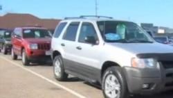 2012-01-05 粵語新聞: 美國汽車銷量上升
