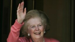 Britain's 'Iron Lady' Dead at 87