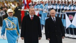 Takim Putin-Erdogan
