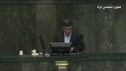 اختلاف دوباره احمدی نژاد و وزارت اطلاعات