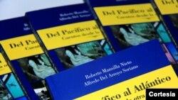 El libro ha sido publicado bajo el sello Ediciones la Casa de Cartón.