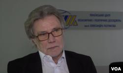 Микола Сунгуровський, директор військових програм Центру Разумкова